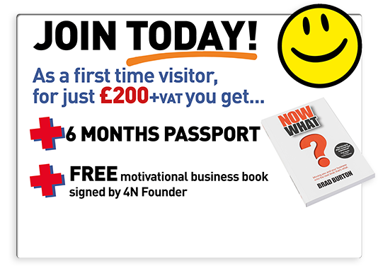 Join today! As a first time visitor you can get a 200 days passport. £200 + VAT.